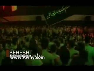 هلالی / شهادت حضرت علی اکبر سال 90 / آبرو داری کن علی