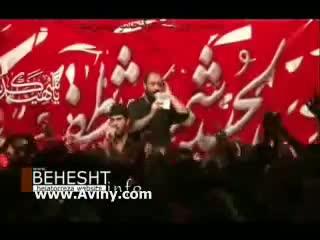 هلالی / شهادت حضرت علی اکبر سال 90 / با تو سر شد شب و روزم