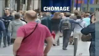 افزايش بيکاري در فرانسه