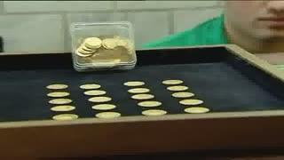 روند کاهش قیمت سکه و طلا
