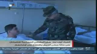 آمادگي ارتش سوريه براي دفاع از کشور