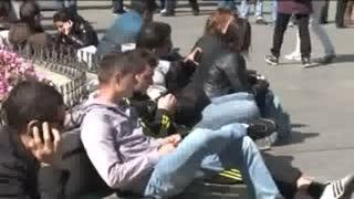 جوانان بیکار در جهان