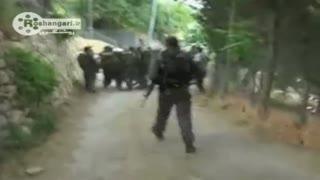 بلدزرهای رژیم صهیونیستی فلسطین را ویران کرد