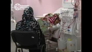 مرگ بیماران فلسطینی با گازهای سمی اسرائیل