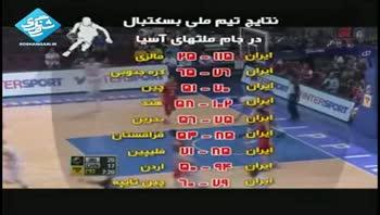 بسکتبال ایران چگونه قهرمان آسیا شد؟