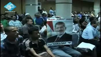 درخواست براي آزادي مقامات سابق مصر