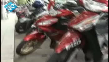 قوانين موتورسواري در مالزي
