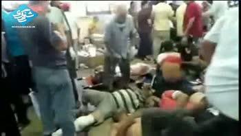 مصر ، کشتار طرفداران مرسي