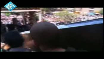 اجساد طرفداران مرسی در مسجد الایمان