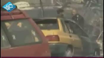وضعیت بد امنیتی در بغداد
