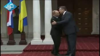 روسیه تکذیب جنگ تجاری با اکراین