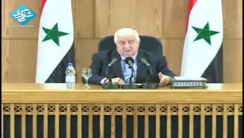 سوریه با همه ی ابزار از خود دفاع می کند