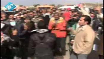 آزادي مبارک ؛ ضربه به انقلاب مصر