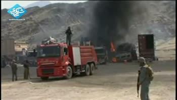 حمله طالبان به ناتو در کابل