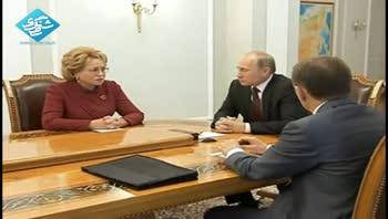 مخالفت مسکو با اقدام یک جانبه آمریکا علیه سوریه