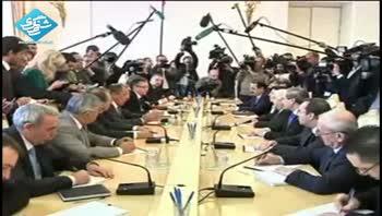 پوتین: حمله به سوریه اقدامی تجاوزگرانه است