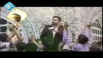 ولادت امام رضا(ع) - کریمی - اذن دخول حرم تو یا ابوالفضل