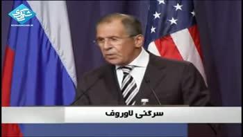 توافق درباره حل سیاسی بحران سوریه
