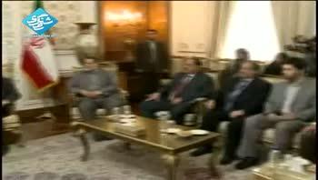رایزنی هاي رئيس مجلس عراق درايران