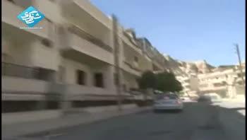 جولان تروريستهای سوری در معلولا