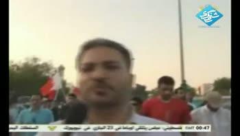 تشديد سرکوبگري رژيم ال خليفه ضد مردم بحرين