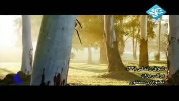 نماهنگ برگ ریزان - تکنوازی سنتور