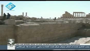 مستند آثار تاریخی سوریه