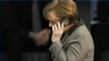 جاسوسی آمریکا از صدر اعظم آلمان آنگلا مرکل