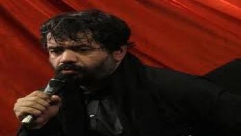 حاج محمود کریمی - میمیرم از صدای تو - شب اول محرم - 92