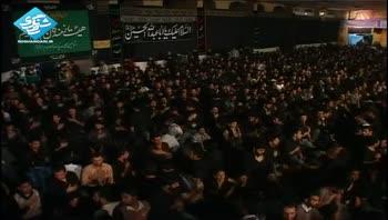 سید مهدی میرداماد - ای قافله سالار شهیدان - شب دوم محرم - 92