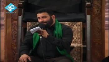 سید مهدی میرداماد - زینب خودش هزار بار شهید شد - شب دوم محرم - 92