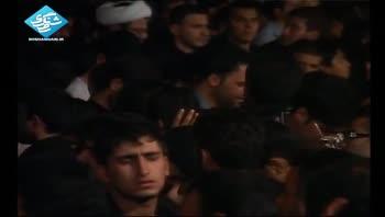 سید مهدی میرداماد - پدر از سفر آمد - شب سوم محرم - 92