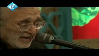حاج منصور ارضی - بابا ز تازیانه لباسم چه راه راه شده - 16 / 8 /92