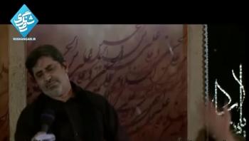 حاج محمدرضا طاهری - خون طفلان زینب - شب چهارم محرم - 92