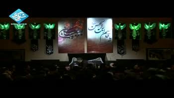 حاج محمدرضا طاهری - آینه دار حجله ی سرخ محرمی - شب ششم محرم - 92