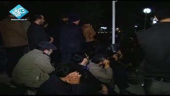 سید مهدی میرداماد - چشم ما روز قیامت به پره قنداقست - شب هفتم محرم - 92