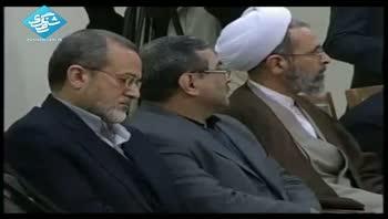 توجه اعضای شورای عالی انقلاب فرهنگی به فرهنگ - امام خامنه ای
