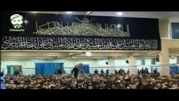 مراسم عزاداری اربعین حسینی 92 در حسینه امام خمینی (ره)