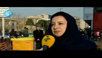 حجاب ارزنده ترین نماد در تمدن ایرانی