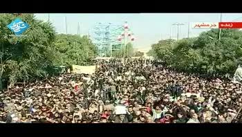 خرمشهر نیاز به نو سازی دارد - رئیس جمهور در خوزستان