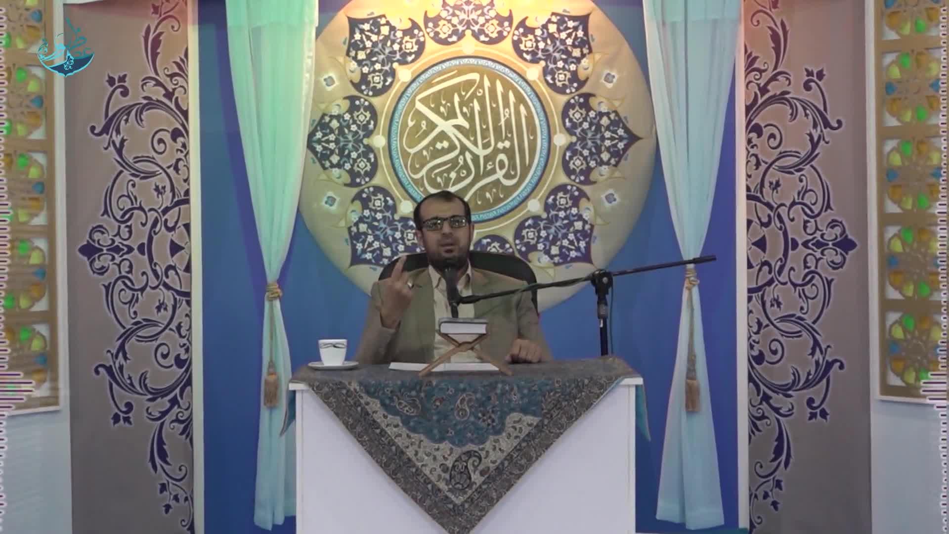 استاد خاتمی نژاد - اسلام گمشده این روزها