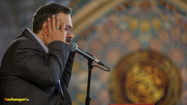 حاج محمود کریمی | من مستم و بیتابم