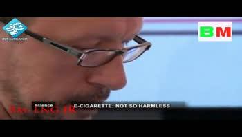 سیگار الکترونیکی هم مضر است