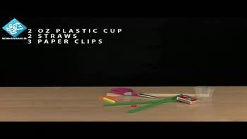آزمایشات علمی/الاكلنگ شمعی