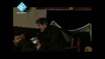 حاج محمدرضا طاهری - بابا تحمل نفسم مشکلم شده - شب سوم - 92