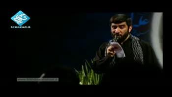 حاج مهدی سلحشور-ببین که غمه تو شده-شب ششم محرم - 92