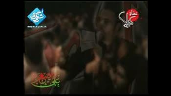 حاج سید صادق قدرتی-بلد نبودم اسمم رو-شب هفتم محرم-92