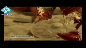 حاج مهدی سلحشور-تشنه ام اما-شب هفتم محرم-92