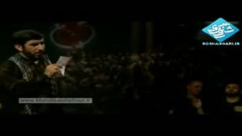 حاج مهدی سلحشور-ای ستون لشکر من-شب نهم محرم 92