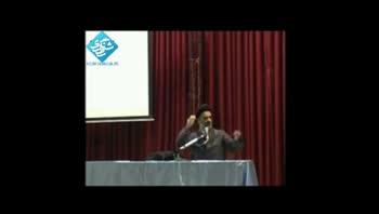 سخنرانی حجت الاسلام دکتر نبویان